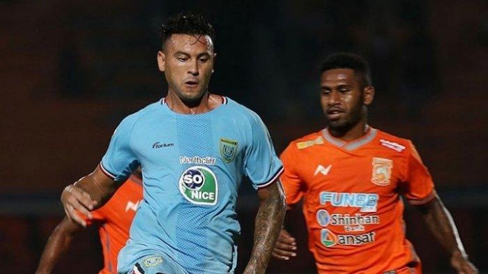 Inilah Kunci Kemenangan Persela Lamongan di Kandang Borneo FC