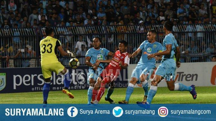 Head to Head Persela Vs Arema FC : Catatan Buruk Bagi Singo Edan di Lamongan Sejak 2017