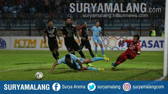 Hasil Skor Persela Lamongan Vs Persib Bandung di Babak Kedua 2-2, Pertandingan Belum Selesai