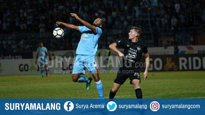 Hasil Skor Akhir Persela Vs PSIS Semarang Adalah 1-1, Diwarnai Penalti dan Kartu Merah