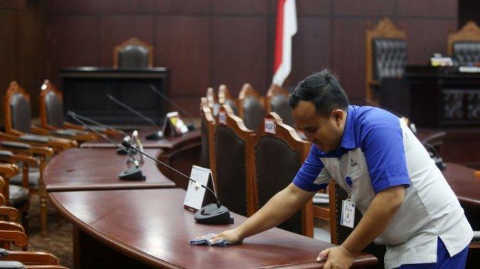 Sidang Perdana Sengketa Pilpres di MK, Ini Daftar Lengkap Tim Hukum Jokowi dan Prabowo
