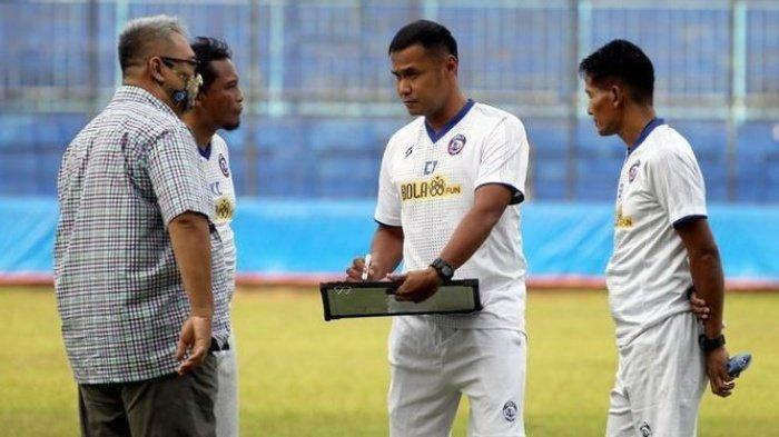 Rencana Uji Coba, Arema FC Pastikan Siap Ladeni Bali United dan Persipura Jayapura