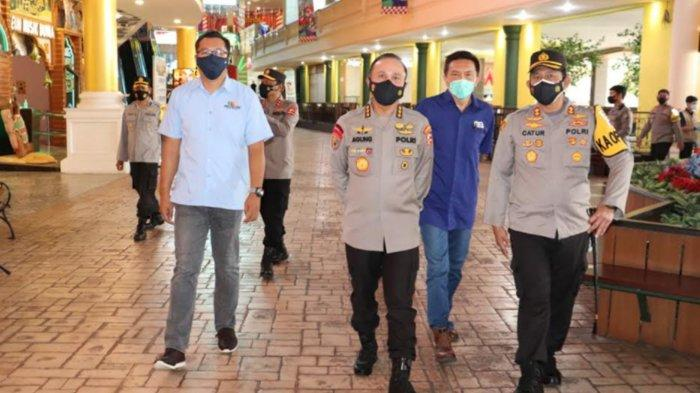 Tim Supervisi Mabes Polri Tinjau Persiapan Protokol Kesehatan Covid-19 di Wahana Wisata Kota Batu