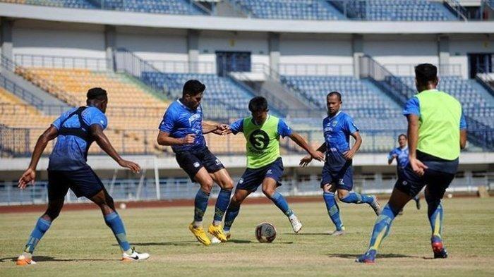 Liga 1 2020 Segera Berlanjut Oktober, Persib Bandung Tagih Jadwal Kompetisi, Guna Antisipasi Latihan