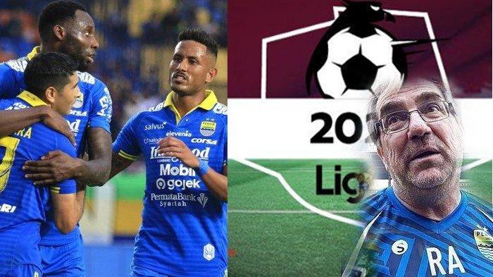 Kunci Kesuksesan Persib Bandung Jelang Liga 1 2020, Kekuatan Tim dan Persiapan Jamu Persela Lamongan