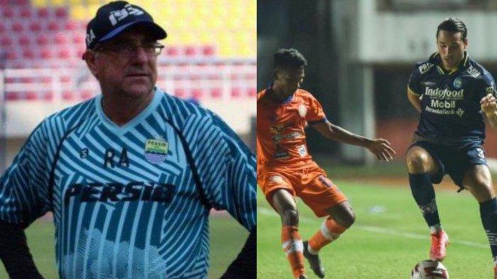 Lolos di Perempat Final Piala Menpora, Persib Bandung Tetap Tak Targetkan Juara, Ini Alasan Pelatih