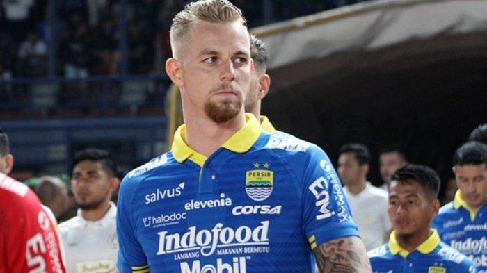 Nasib Kevin van Kippersluis Setelah Tinggalkan Persib Bandung, Belum Semusim Sudah Ganti 3 Klub