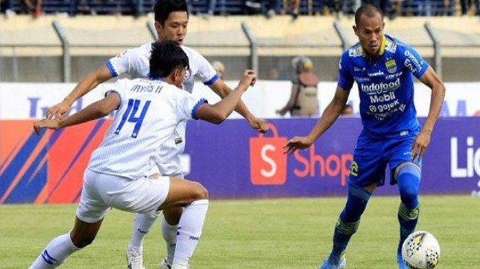 Persib Bandung Ternyata Ingin Cetak 5 Gol ke Gawang Arema FC, Rencana 'Balas Dendam' Gagal
