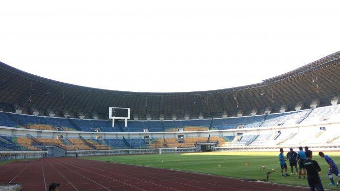 Lanjutan Liga 1 2020 Tanpa Penonton, Pemkot Bandung Izinkan Persib Bermarkas di Stadion GBLA