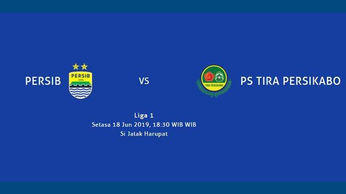 Hasil Skor Akhir Persib vs PS Tira Persikabo, Maung Bandung Gagal Dapat 3 Poin