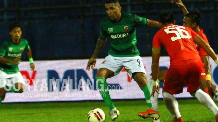 Beto Bisa Kembali Ke Sriwijaya FC, Manajemen Madura United Benarkan Ada Surat Masuk