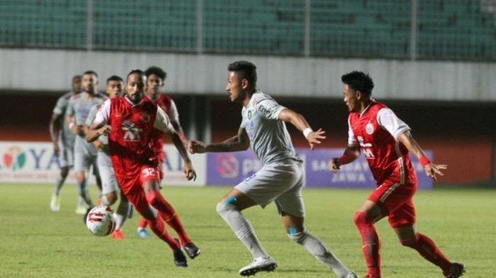 Persija Menang, Hasil Skor Akhir Persija Jakarta Vs  Persib Bandung Adalah 2-0, Nodai Rekor Maung