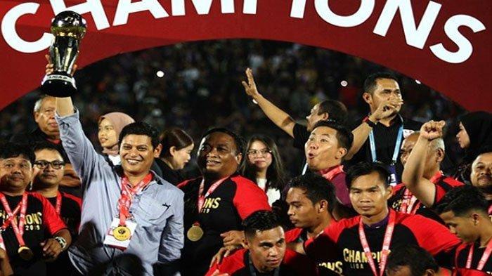 Persik Kediri Gelar Kirab dan Celebration Game, Undang Persis Solo di Laga Perayaan Juara