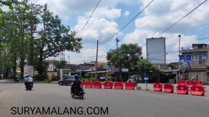 Dishub Kota Malang Bakal Pasang Traffic Light di Persimpangan Jl Ki Ageng Gribig dan Terusan Sulfat