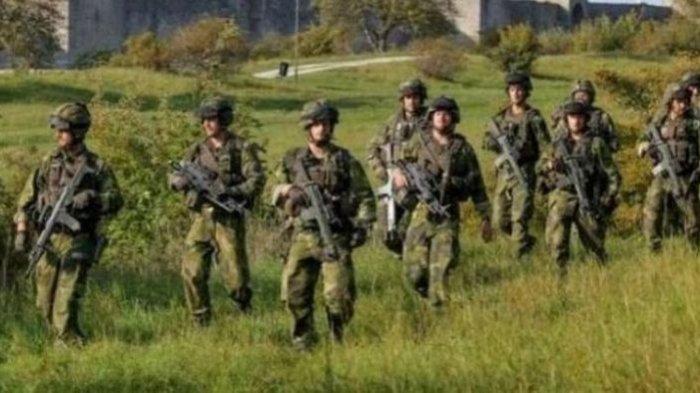 Gawat, Ada Indikasi Bakal Terjadi Perang Antara Swedia dengan Rusia