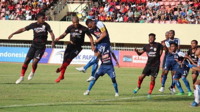 Fakta di Balik Persipura Vs Arema FC, Mulai Insiden di Awal Babak Kedua sampai Bek Singo Edan Diusir