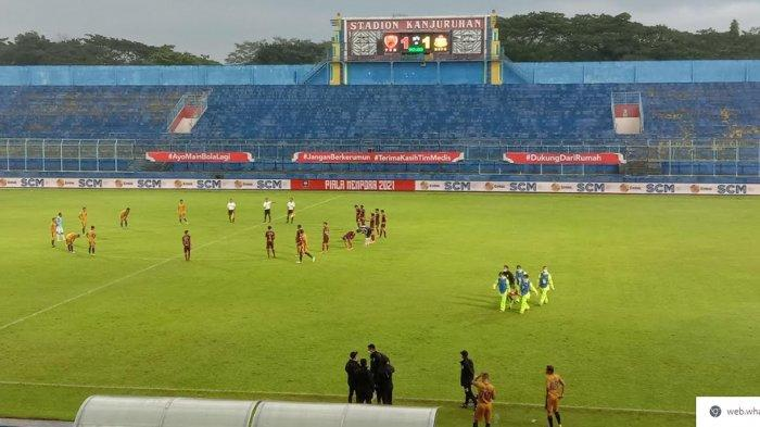 Ini Cara Ampuh PSM Makassar Tahan Imbang Bhayangkara Solo FC, Mampu Atasi Tekanan
