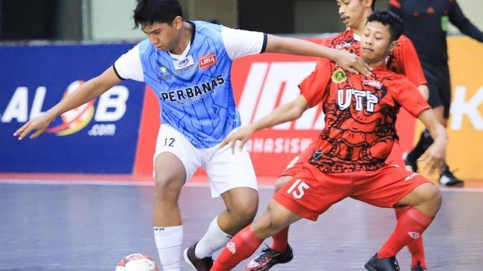 Perbanas Tantang STIE BP Jakarta di Babak Final LIMA Futsal Nationals Season 7