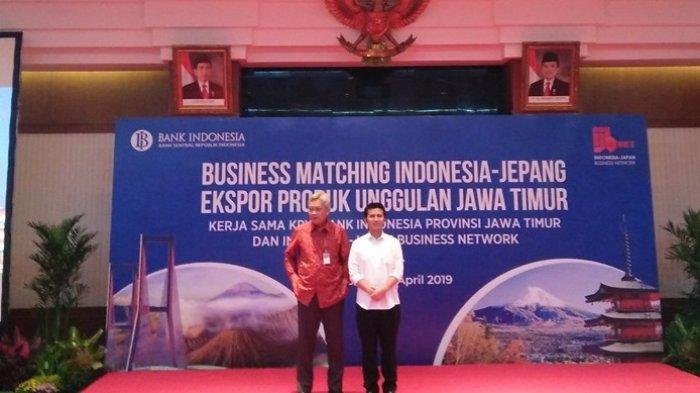 Bank Indonesia Dorong UMKM Jatim Tembus Pasar Ekspor Di Jepang