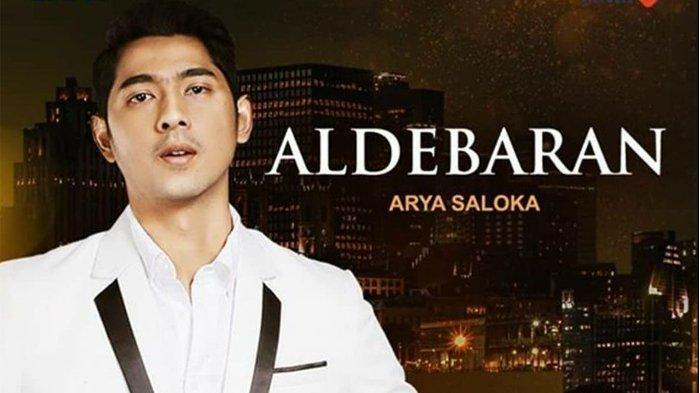Arya Saloka pemeran Aldebaran di sinetron Ikatan Cinta