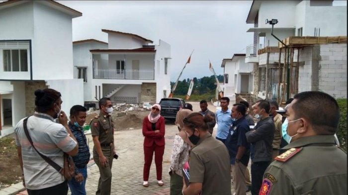 Proyek Perumahan Tidak Berizin di Bulukerto Kota Batu Bandel, Satpol PP dan DPRD : Bisa Dibongkar