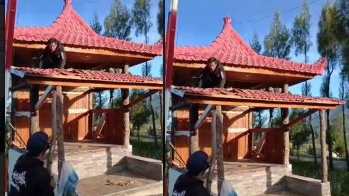 Insiden Warga Ranupani Rusak Bangunan Desa Karena Penertiban PPKM Darurat Saat Gelar Upacara Adat