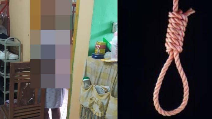 Pesan Terakhir Mama Muda Istri Polisi Polda Jatim Gantung Diri, Sempat Telepon Suami & Tulis Wasiat