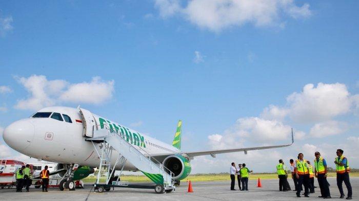 Wonderful Banyuwangi, Citilink Kenakan Tarif Penerbangan Internasional Rp 250.000
