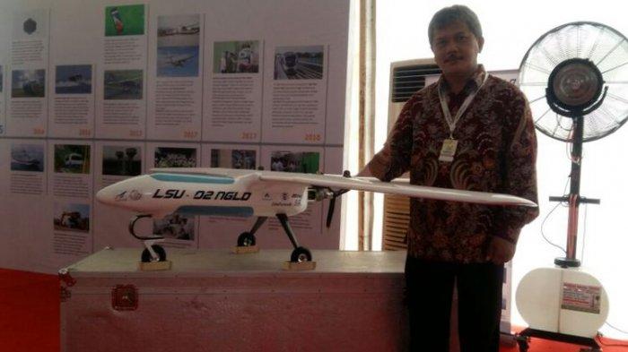 Pesawat Tanpa Awak Buatan Indonesia Bisa Terbang 350 Km atau Selama 5 Jam