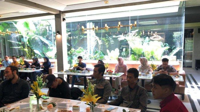 Tropicana Slim Ajak Coffeepreneur Muda Kota Malang Kreasikan Sajian Kopi Lebih Sehat