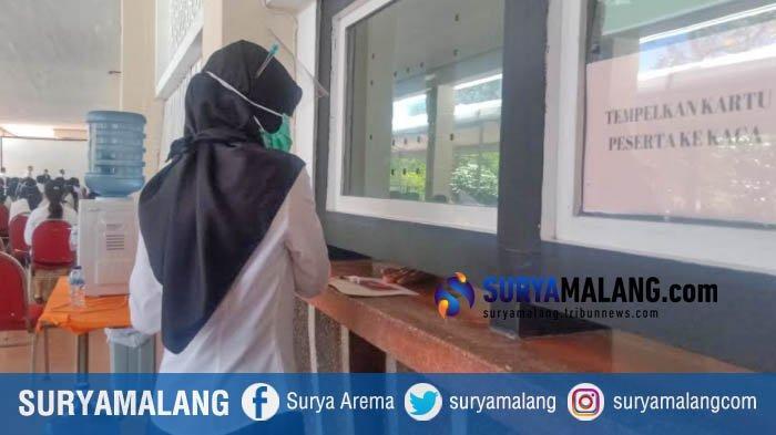 74 Peserta SKB CPNS Surabaya 2019 yang Rapid Test Reaktif Lakukan Ujian di Ruangan Terpisah
