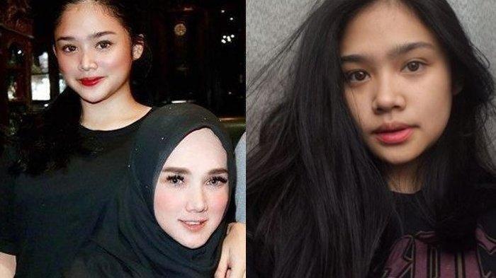 Pesona Putri Mulan Jameela Banyak Dipuji, Tapi Wajah Cantiknya Justru Dibilang Mirip Artis Lain