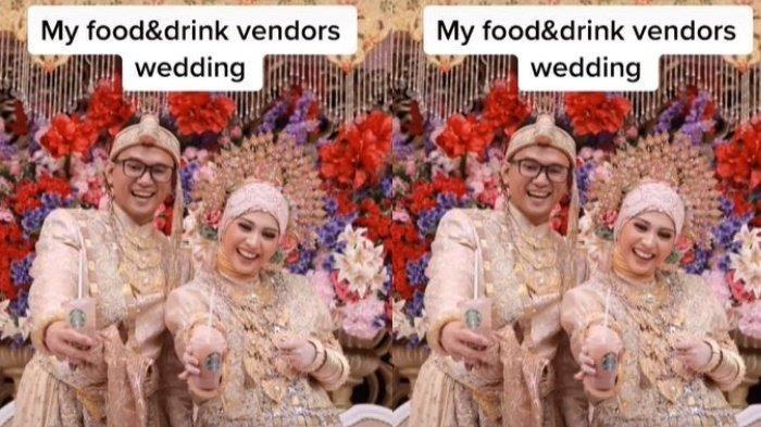 Jamu Undangan dengan Menu Starbucks dan Sushi Tei, Pernikahan Sultan Ini Viral, Bikin Tamu Betah