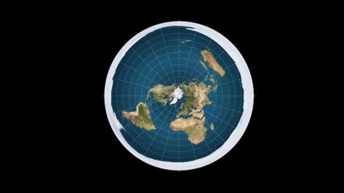 Anggapan Bahwa Bumi Adalah Sebuah Bidang Datar, Begini Penjelasannya Secara Psikologi . . .