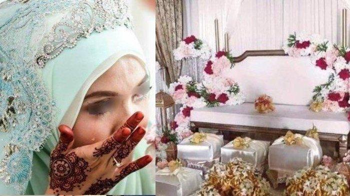 Petaka Pengantin Wanita Cium Pria Lain di Hari Pernikahan, Calon Suami Ngamuk dan Batalkan Acara