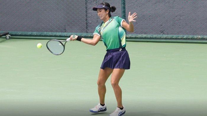 Tim Tenis Jatim Optimis Kembali Sapu Bersih Kemenangan Dipertandingan Kedua PON XX Jatim 2021