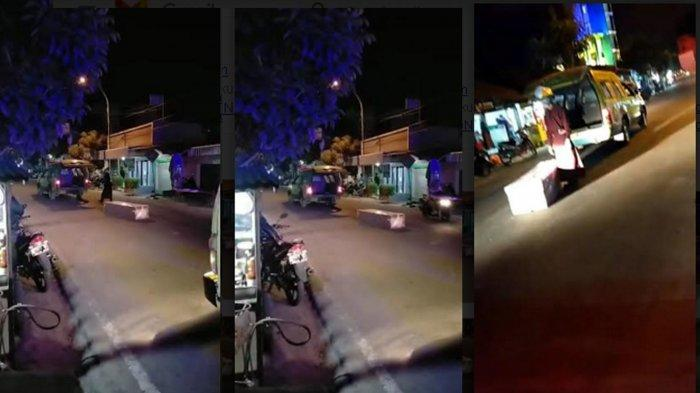 Video Amatir Peti Jenazah Pasien Covid-19 'Melompat' Keluar dari Mobil Ambulan di Gresik Viral