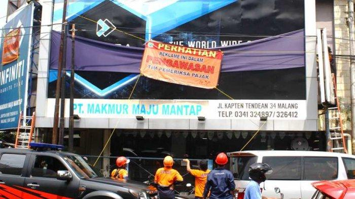 BP2D Kota Malang Kejar Target Rp 500 Miliar, Gelar Operasi Gabungan Sadar Pajak