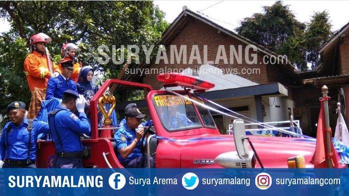 Begini Peran Damkar Kabupaten Malang Hadapi Pemilu 2019