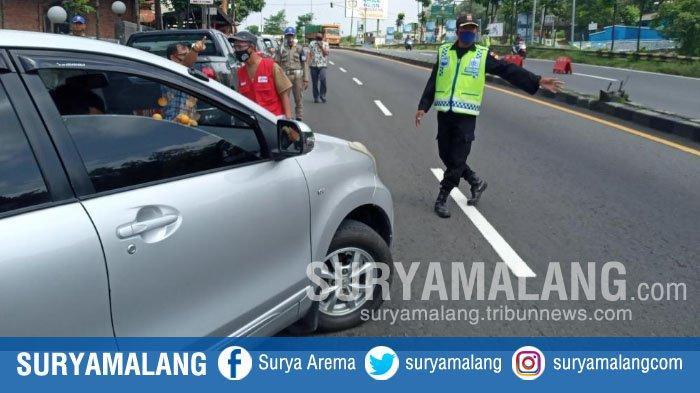 Ternyata Petugas Jaga Check Point Kabupaten Malang Belum Dapat Uang Lelah Sejak 25 April 2020