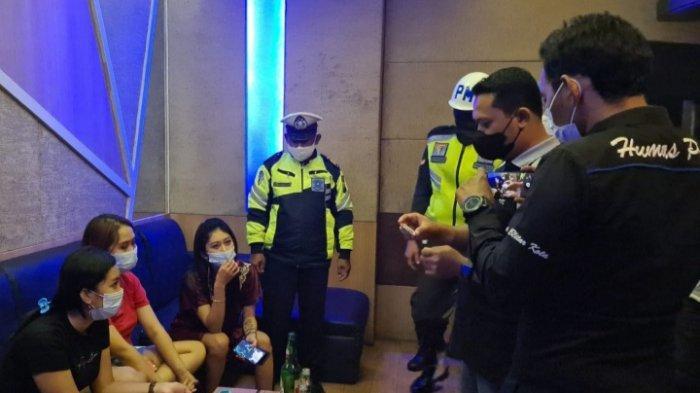 Buka di Masa PPKM Level 3, 5 Tempat Hiburan di Kota Blitar Kena Sanksi Tipiring
