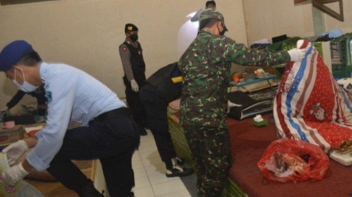 Beragam Barang Terlarang yang Disita dalam Razia Lapas Lowokwaru, Kota Malang