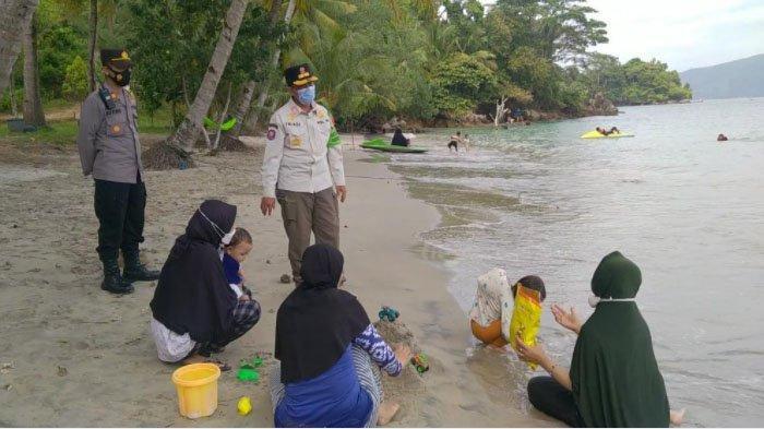 Wisata Pantai di Trenggalek Bergeliat saat Libur Lebaran 2021
