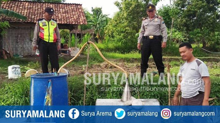 Tempat Produksi Arak di Pematang Sawah Digerebek Polisi Tuban, Tiga Orang Buronan