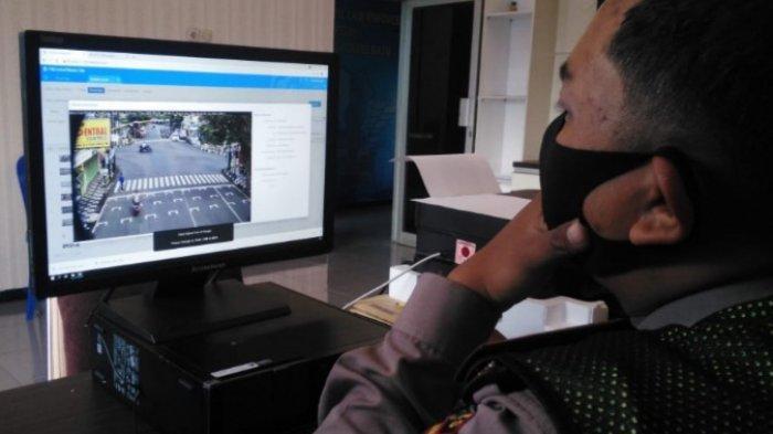 6.779 Pelanggar Lalin di Kota Batu Terekam CCTV