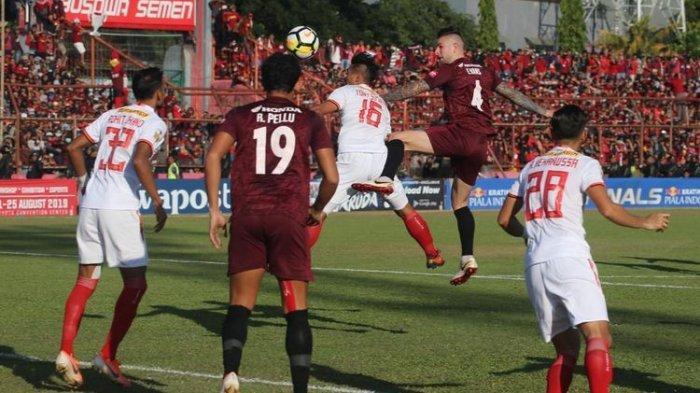 Juara Piala Indonesia 2018, PSM Makassar Tundukkan Persija Jakarta 2-0 di Stadion Andi Mattalatta