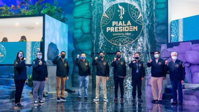 Piala Presiden Esports 2021 Resmi Digelar dengan Usung Konsep 'Land of Wonders'