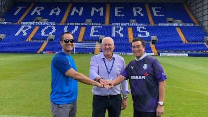 Saham Tranmere Rovers Klub Liga Inggris Dibeli Santini Group Perusahaan Asal Indonesia