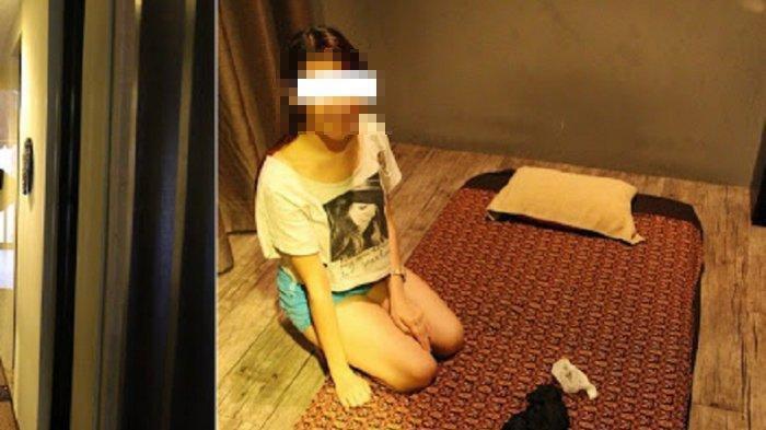Salon di Kediri Digerebek Polisi, Ada 3 Paket Pijat Plus-plus Bertarif Murah, Dikelola Cewek Hamil