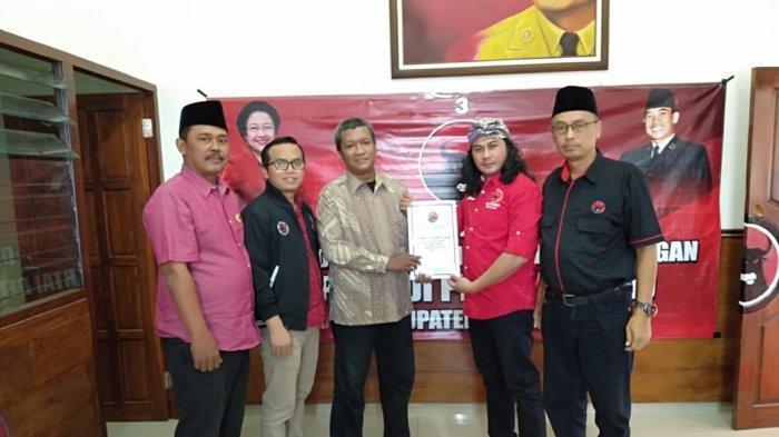PDI Perjuangan Kabupaten Malang Terima Tiga Pendaftar Bakal Cabup Malang
